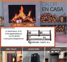Oferta calefacción 2019 de Ferreteria Germans Cano