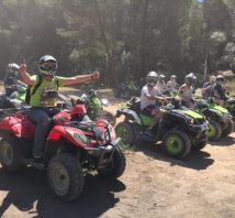 OFF-ROAD QUAD TOUR de Rent a Racing Quad