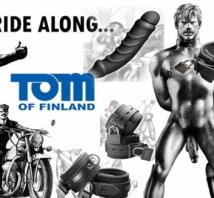 Gay Fetish Tom Of Finlad productos de Naughty Store Mallorca - Sex Shop