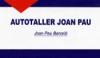 Autotaller Joan Pau