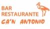 Bar Restaurante Ca'n Antonio
