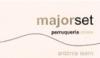 Majorset